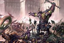Warhammer Fantasy Art