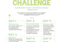CHALLENGES TO DO!!