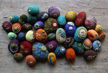 Stitched Stones
