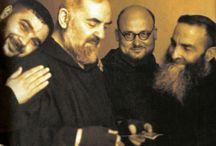 Padre Pío en fotos