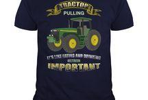 Tractor T-shirts II