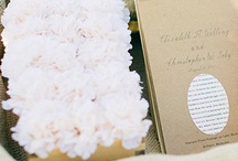 Wedding Programs / by Jaclyn Range