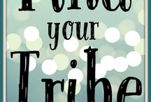 Find your Tribe Link / Here you can find all posts from new bloggers that join in with the 'Find your Tribe' link on Hannah Spannah Coco Banana.