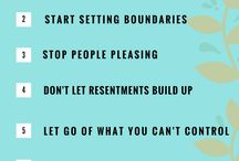 Boundaries and Co-Dependency