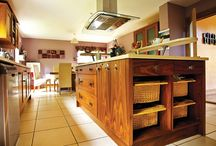 Kitchen Island Ideas / Collection of Kitchen Islands from www.selfbuild.ie to spark your ideas