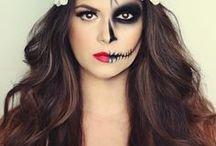Hallowen makeup easy