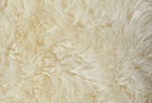 Glam Sheepskin / Take luxury to the next level with Glam Sheepskin. These elegant skins have long, wavy fleece with beautiful highlights. Glam Sheepskin is so warm and intriguing, once you feel its irresistible softness, you'll want one for yourself. Glam Sheepskin may be used for furniture upholstery, pillows, and area rugs.