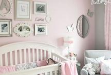 Βρεφικά δωμάτια για κορίτσια