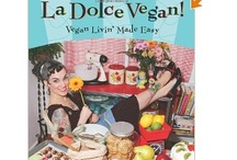 Books on being Vegan, Food, Cooking, Health & all else that encompasses / by Kristen ~Vegan, Early Childhood Educator, Geek~