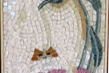 mozaik çalışması
