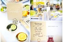 Lemonade Stand Wedding Ideas