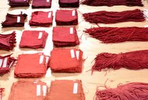 Natural dyes / Anything made using natural dyes
