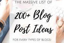 Careers - Writing and Blogs