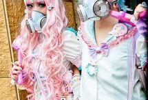 Decora + Fairy kei / Japan fashion: Decora and Fairy kei ~~~ Just Kawaii ~~~