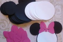 mickey n minnie bday idea