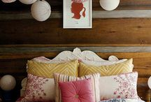 Bedrooms I like / by Whitney Doty