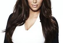 fave-hairstyles / by Kimberly Kardashian