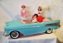 Auto Barbie / barbie biler