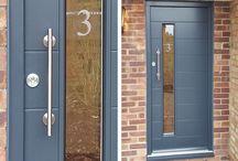 Creative Entrance Doors