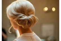wedding hair / by Lauren Locke