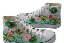 Voglio colorarmi le scarpe: idee