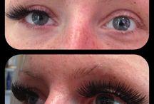 Eyelash extension Buketter / Vi laver buketter i alle størrelser Small medium og large Naturlig look ell drama look