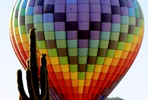 Balloons / by Red Hat Lady