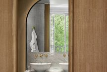 François Champsaur interiors / François Champsaur is a French interior designer with impeccable taste. With a style that reflects the contemporary and borders on minimalism his designs are refined, elegant and extremely luxurious.