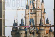 Disney Scrapbook / by Stephanie Russell