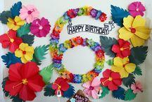 Happy Birthday Moana