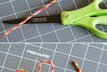 Fiskarettes Tools / Projects using Fiskars Scissors and Cutters