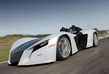 Magnum MK-5 / Magnum presents the MK-5 - their answer to the KTM X-Bow. Check out our news at http://bit.ly/Hy67qr