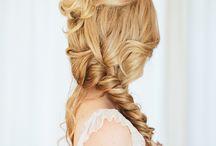 bride hairstyle n makeup