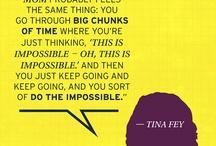 quotes / by Jessica Berkey