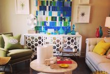 Summertime at Bear-Hill Interiors / Scenes from around our shop