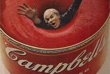 Andy  Warhol  - / by Cella Cless
