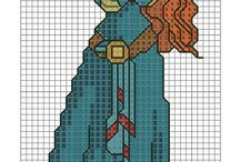Cross Stitch Ideas - Disney / Disney cross stitch patterns