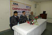 GNA University Organises Campus Placement / GNA University Organises Campus Placement