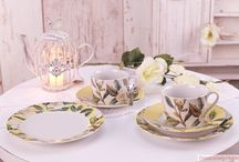 Porcelain BOTANIQUE