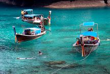 Thailand / My favourite exotic locations