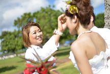 Wedding coordinator | Hawaii