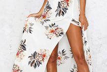 Letnie sukienki