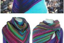 triangular scarfs