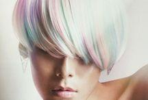 vopsit / Hair colour