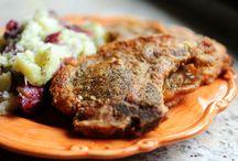 Easy pork chop