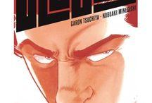 Recensioni Fumetti - Manga - Comics / Le mie opinioni su ciò che ho letto ed era disegnato con a volte delle didascalie e baloon!