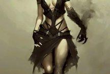 women fantasy