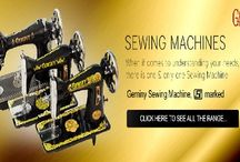 Sewing Machine Manufacturers / Geminy.in provides you the industrial sewing machines which are good for operating with high speed without any interrupt.
