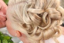 Coiffure mariage +petite fille