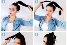 Cabelos & penteados